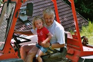 Nina Traktor in Nina